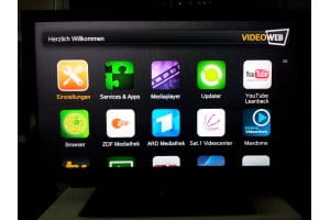 Screenshot VideoWeb TV