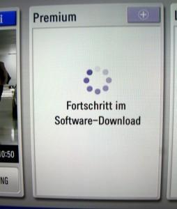 SmartTV - Software-Update