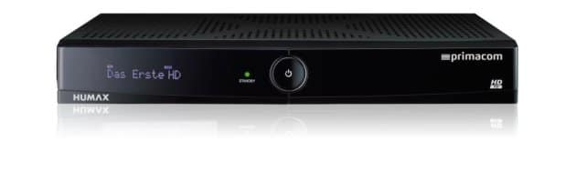 HD-Kabelreceiver HUMAX CX-5100 C