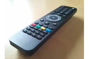 Fernbedienung zu VideoWeb TV