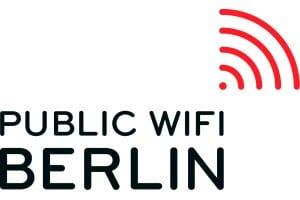 PUBLIC WIFI BERLIN Logo