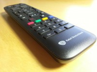 Fernbedienung des HD-DVR XL von Kabel Deutschland
