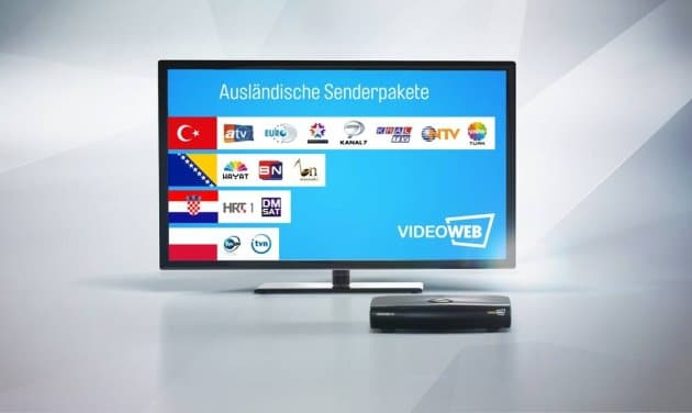 Fremdsprachiges Pay-TV kommt via Zattoo App zu VideoWeb TV