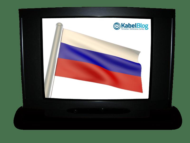 Russische TV Sender im Kabel und IPTV