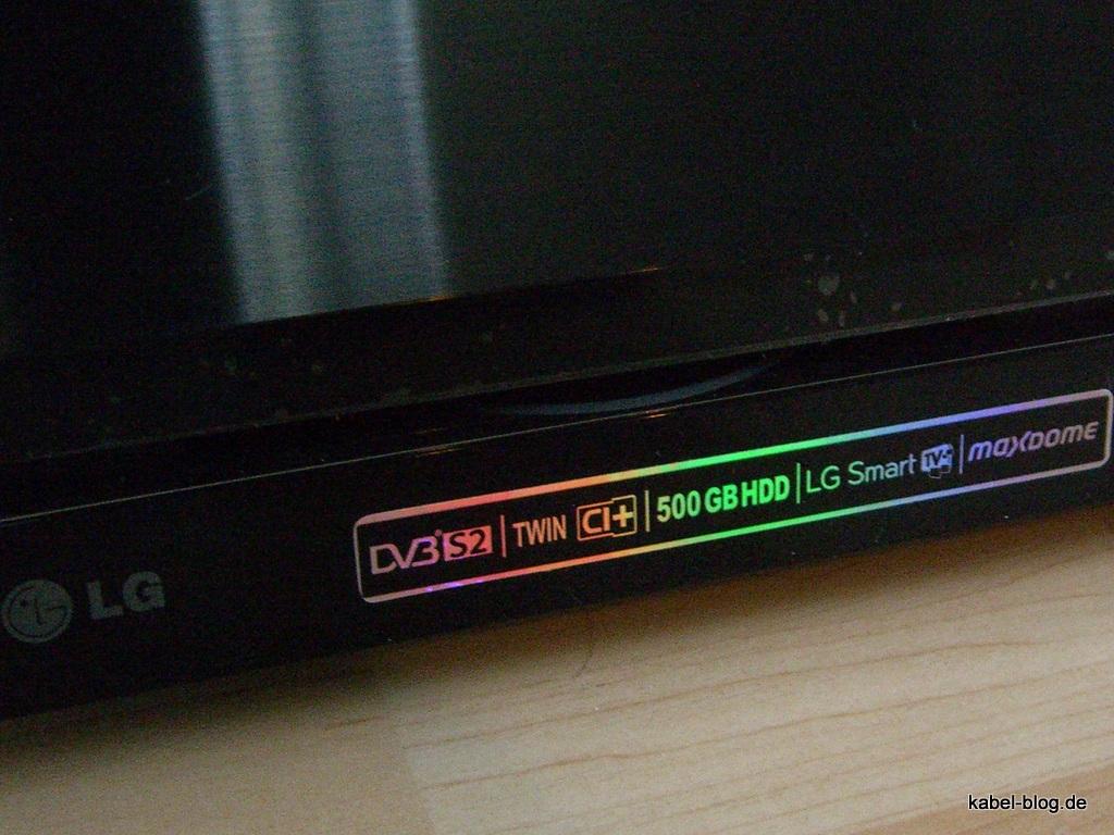 Der Blu-ray-Player HR929C von LG Electronics im Test
