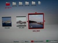 Multimedia: Fotoauswahl mit dem HR929C