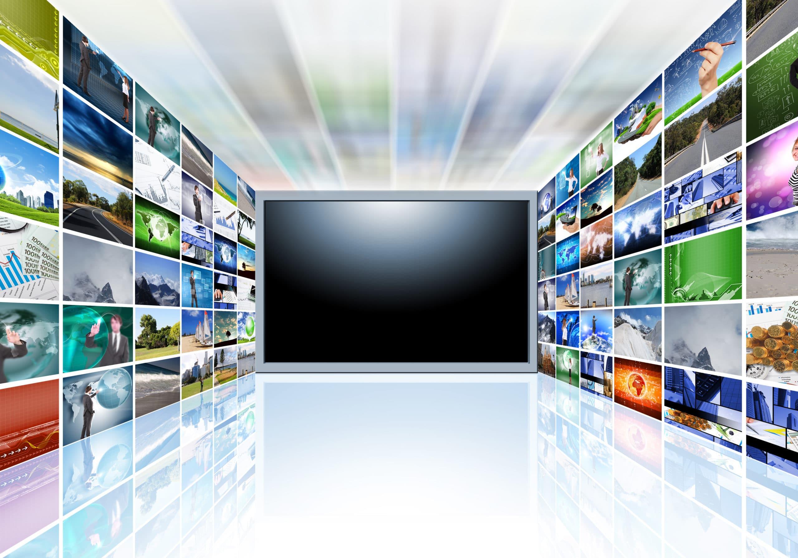 Digitale Programmvielfalt