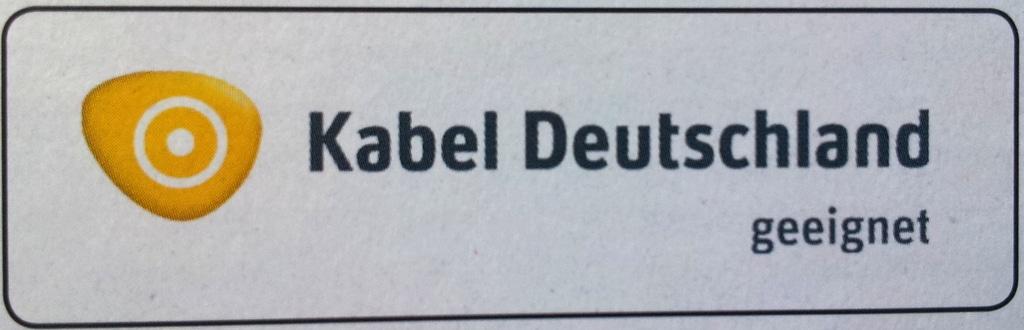 Kabel-Deutschland-geeignet