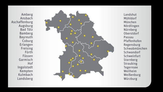 kostenlose wlan hotspots von kabel deutschland in 36 bayerischen orten. Black Bedroom Furniture Sets. Home Design Ideas