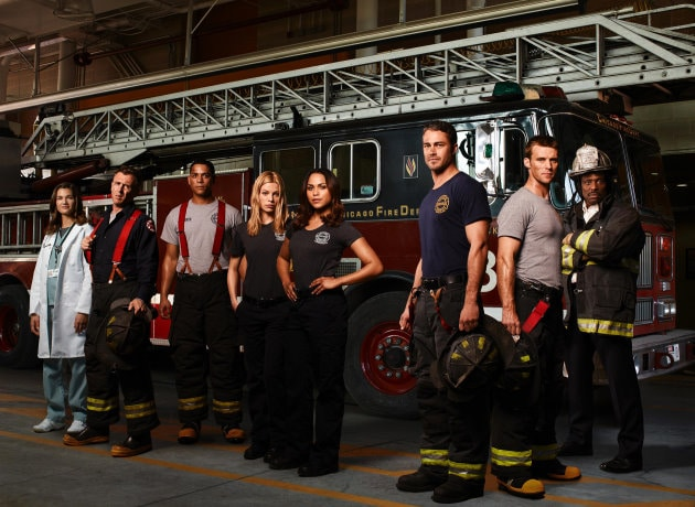 "Bild aus ""Chicago Fire"" 