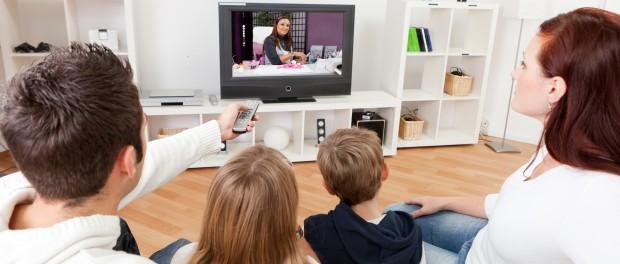 PerKabelanschluss Fernsehengucken