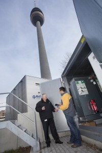 Kopfstation © Kabel Kabeldeutschland