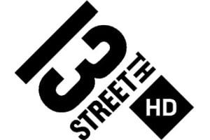 13TH STREET Universal HD Logo via Pressebereich Eutelsat visAvision GmbH auf pressebox.de