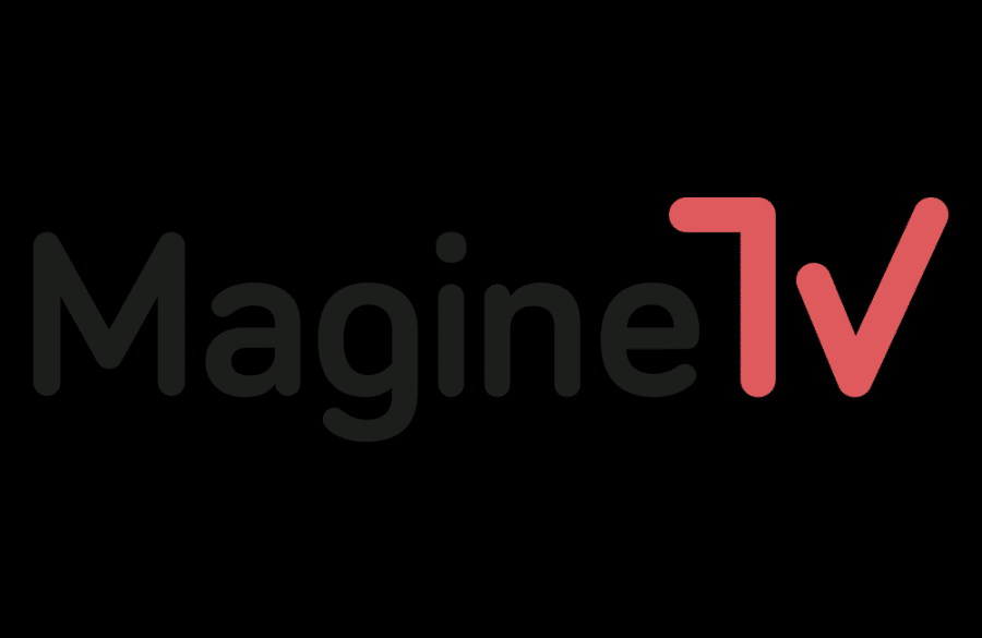 Magine_logo_black