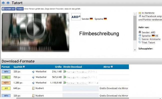 OTR-Screenshot