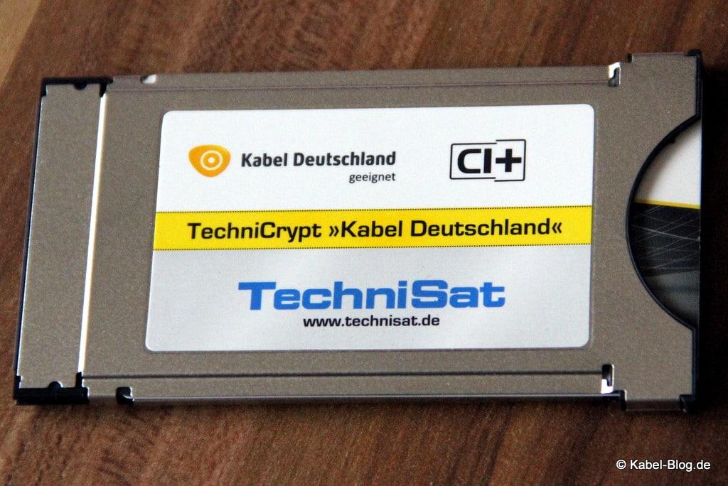 TechniCrypt-Smartcard-eingeschoben