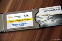 CI-Modul und Smartcard