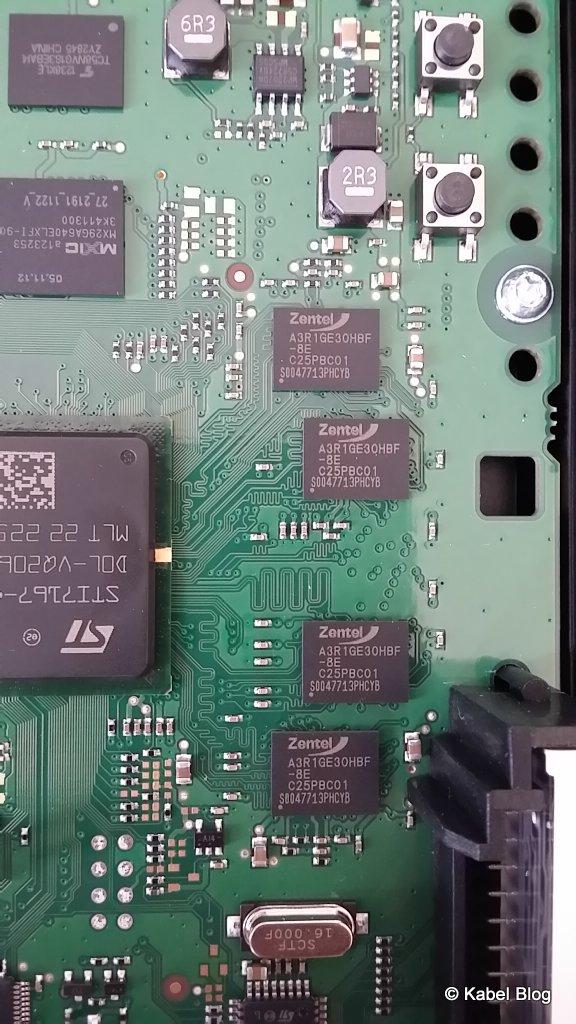 TechniStar K2 ISIO innen