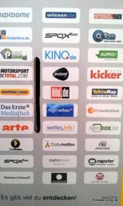 Internetdienste TechniSat TechniStar K2