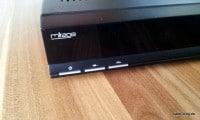 Bedienfeld des Smart Electronic mirage CX75