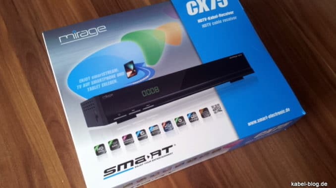 Smart Electronic Mirage CX75
