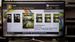 "Hitserie ""The Walking Dead"" bei SELECT VIDEO 