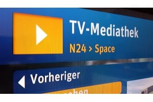 N24 bei SELECT VIDEO | Foto: Redaktion