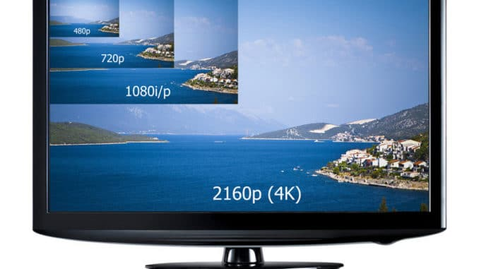 4k Ultra HD Display