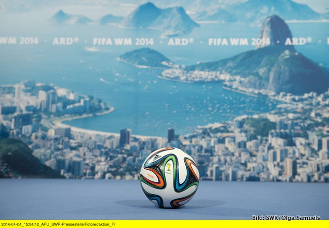 FIFA WM 2014 Pressekonferenz