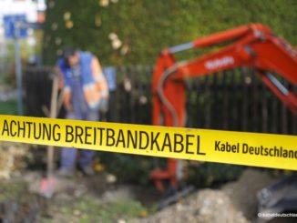 Netzausbau Kabel Deutschland