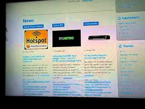 Video thumbnail for youtube video TechniSat TechniStar K2 ISIO Test und TechniCrypt Modul | Kabel Blog