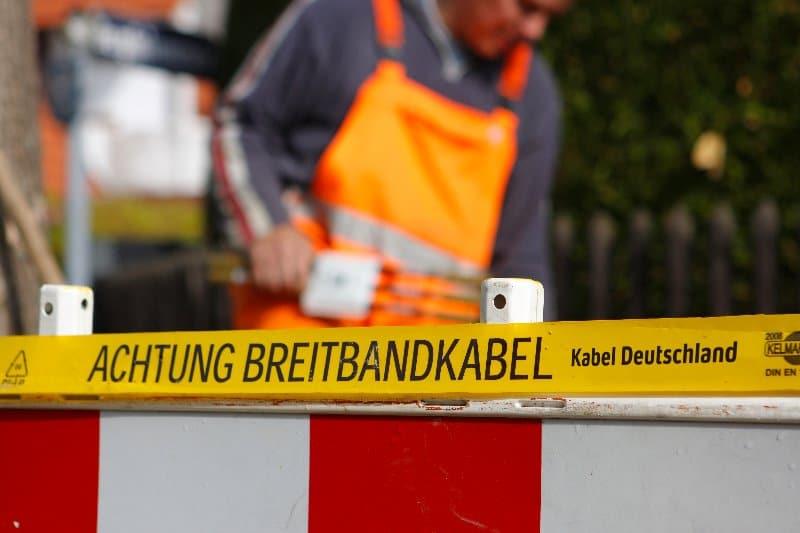 Netzausbau: Bild: Kabel Deutschland