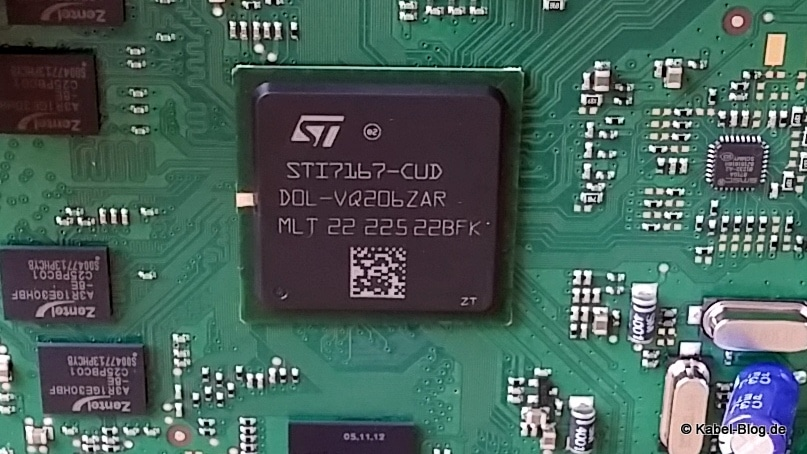Demodulator STI7167