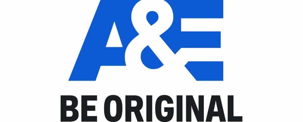 Logo: A&E