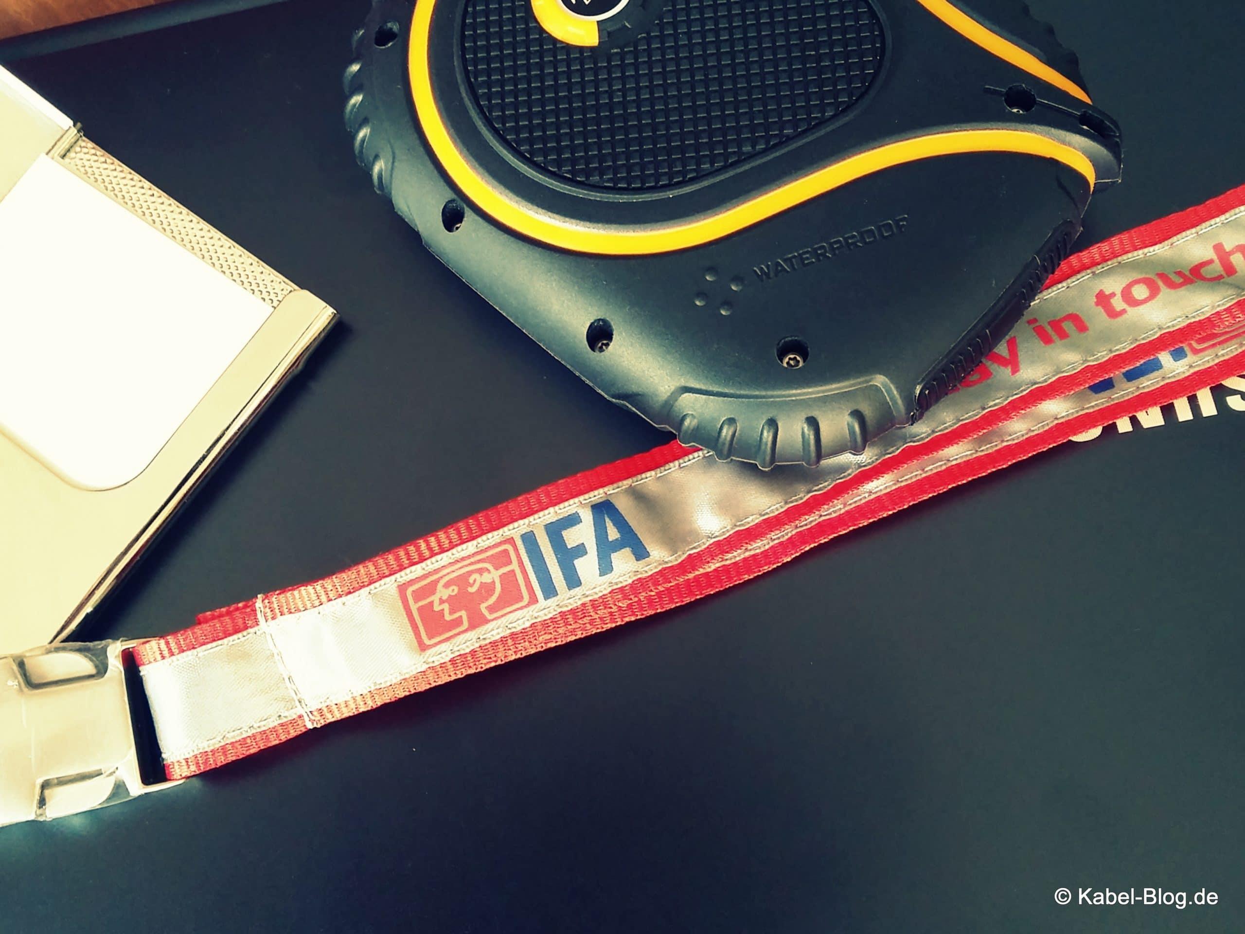 IFA 2014 Fahrt