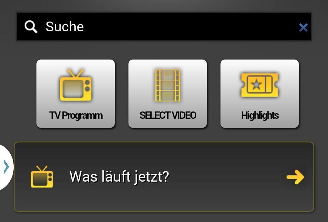 Kabel Deutschland Programmm-Manager
