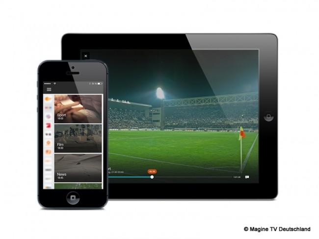 OTT-Anbieter Magine TV