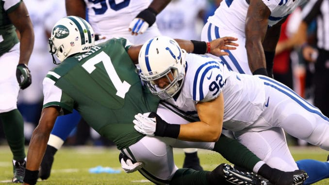 NFL - Indianapolis Colts v New York Jets