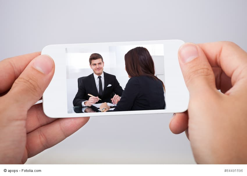TV auf Smartphone