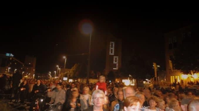 Lichtfest Leipzig 2014