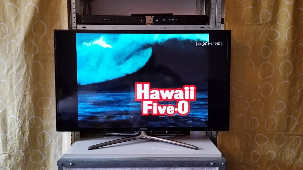 "Originalserie ""Hawaii Five-0"" auf AXN HD 