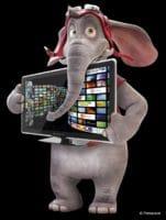 Primafant mit HDTV