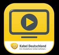 TV-App Icon | Grafik: Kabel Deutschland via Schwartz PR