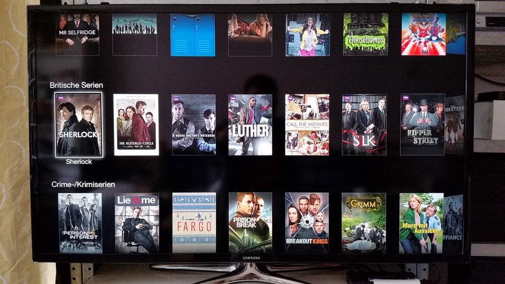 Einige der Serien bei Netflix | Foto: Redaktion