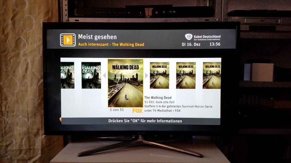 The Walking Dead bei SELECT VIDEO | Foto: Redaktion