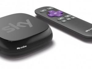 Sky Online TV Box | Bild: Sky (via E-Mail)