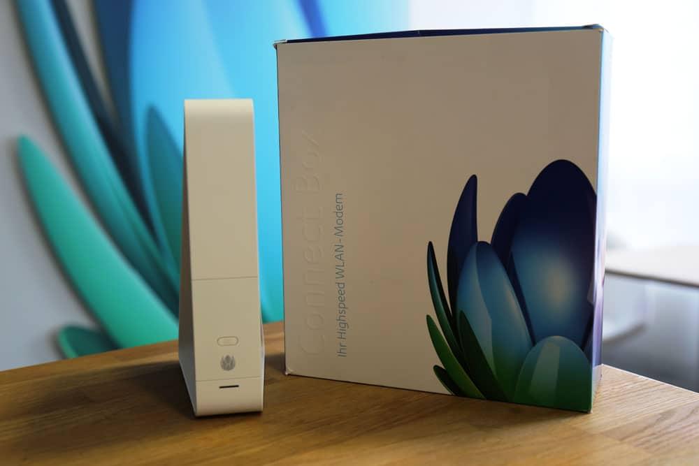 Schnelles Kabelmodem mit moderner WLAN-Technik | Bild: Unitymedia
