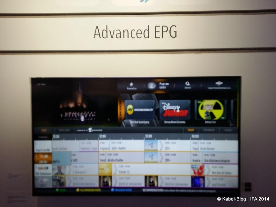 Advanced EPGH