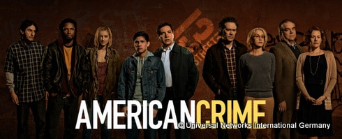 American Crime Serie 13th Street