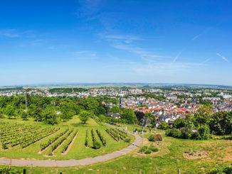 Panorama von Bad Nauheim